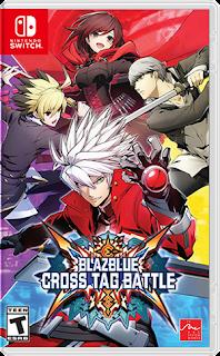 BlazBlue Cross Tag Battle Switch XCI NSP