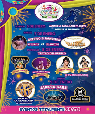 feria xochitepec 2020