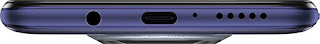 XIAOMI MI 10i 5G - ATLANTIC BLUE - SIDE VIEW 3