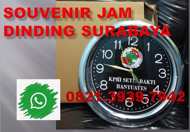 souvenir jam dinding surabaya