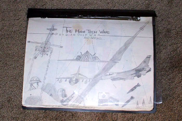 My Gulf War '91 album.