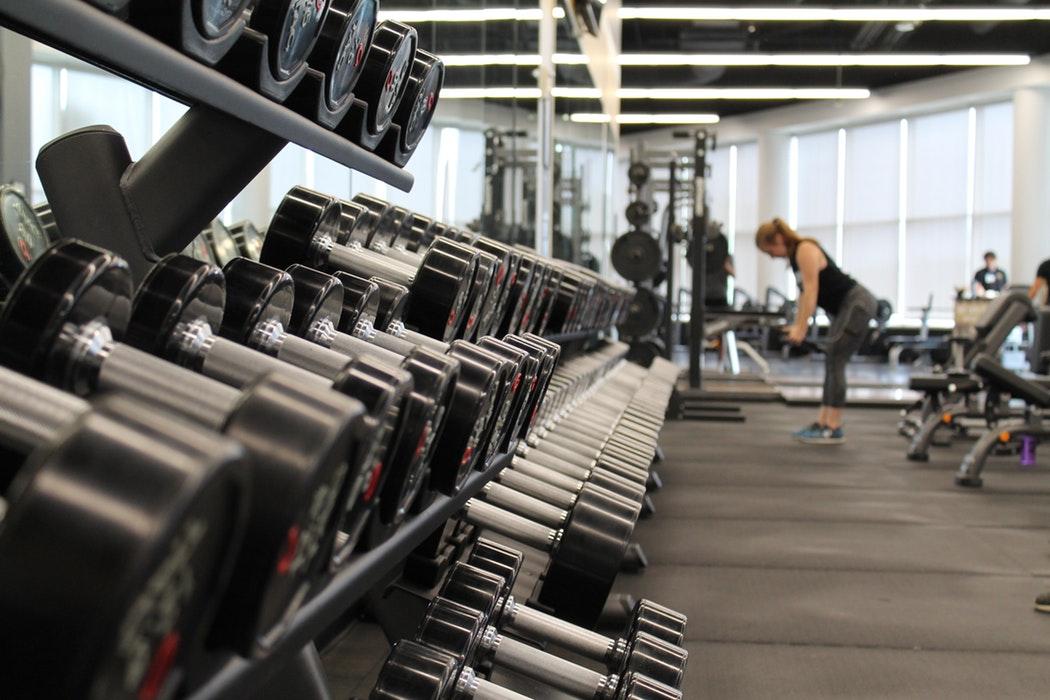 Profesjonalny sprzęt do siłowni