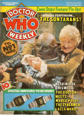 Doctor Who Weekly #6