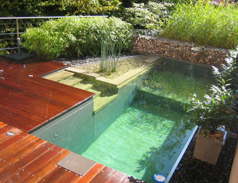 Small Yard Outdoor Swimming Pool Ideas