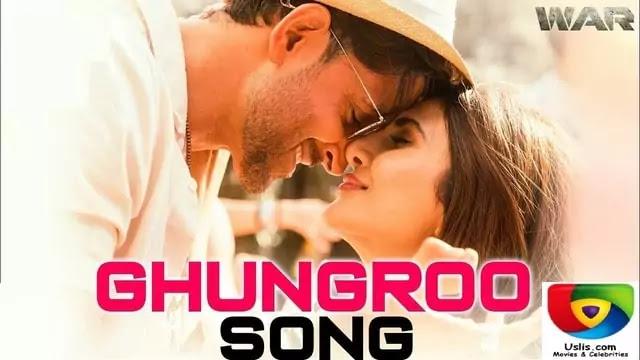 Ghungroo Songs War Movie Hrithik Roshan