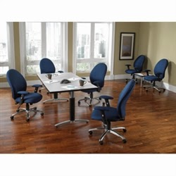 OFM Mesh Base Conference Table