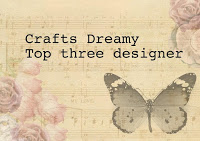 Top 3 in Crafts dreamy January Challenge