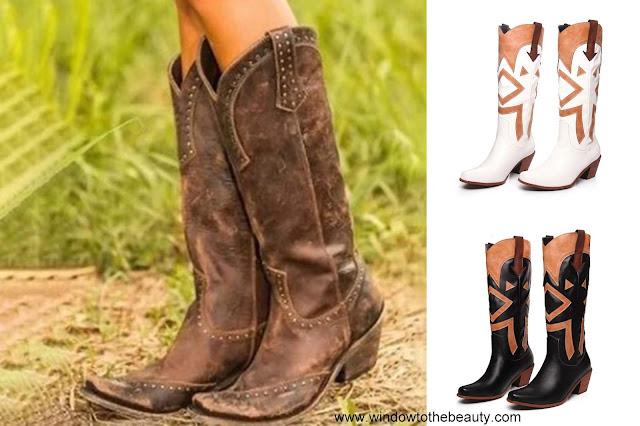 Women Long Boots