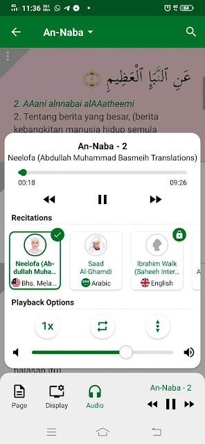 MAKNA by Neelofa, Muslim Pro