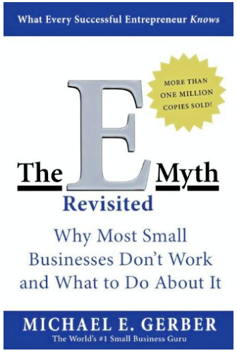 The E-Myth Revisited by Michael E. Gerber ☑️ 📚 [P.D.F]