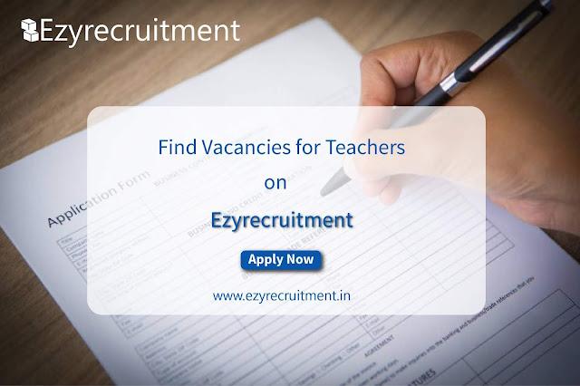 Teaching Job Vacancies