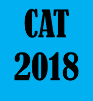 CAT 2018 MBA Entrance Test