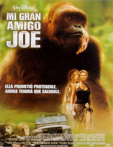 Ver Mi gran amigo Joe (Mighty Joe Young) (1998) Online