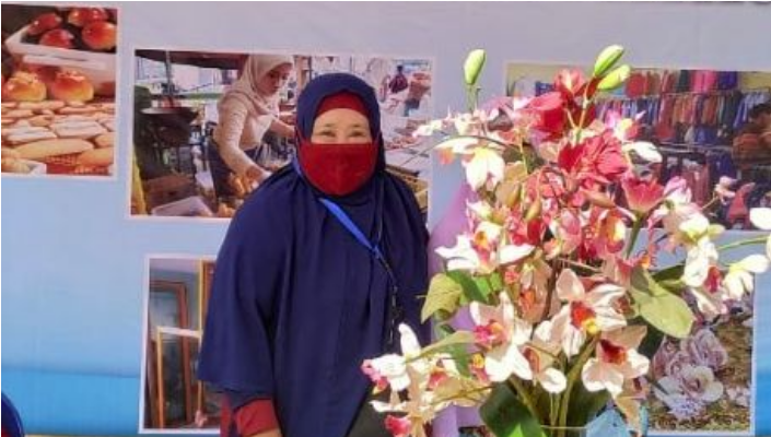 Dinas Tenaga Kerja Koperasi dan Usaha Mikro Kota Tanjungpinang Fasilitasi Pendaftaran Program Bantuan BPUM Tahun 2021