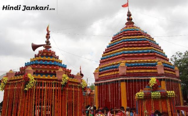 छिन्नमस्ता मंदिर (रजरप्पा)
