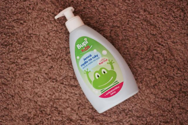Bupi Tutti Frutti detské mydlo na ruky