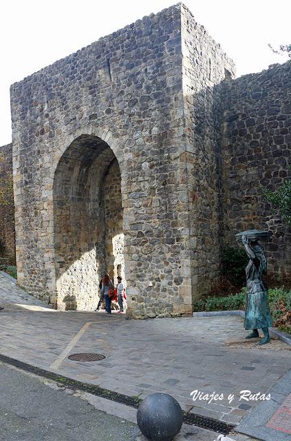 Puerta de san Juan de Bermeo