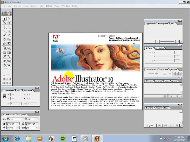 Adobe Illustrator 10 Free Download Full Version For Pc