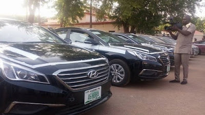 Alaafin of oyo cars collection