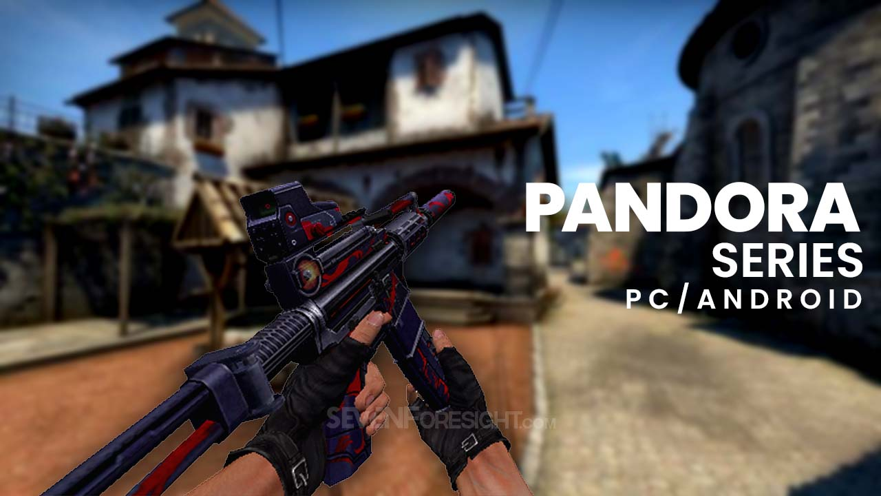 Pandora Series PB For CS