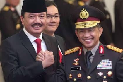 BG dan Tito Masuk Bursa Capres 2024, Masyarakat Pengin Presiden dari Polri?