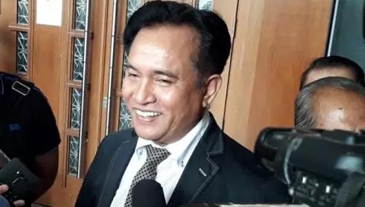 Yusril: Pak Jokowi Tidak Tega Lihat Ulama di Dalam Penjara