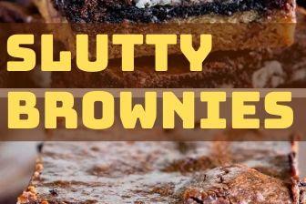 Slutty Brownies