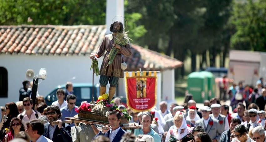 ¿Sabías que San Isidro Labrador, es el patrono de Madrid - España?
