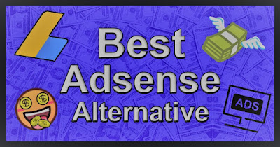 Top 5 Best Google Adsense Alternative in 2020