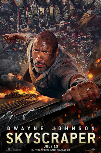 Skyscraper (BRRip 720p Dual Latino / Ingles) (2018)