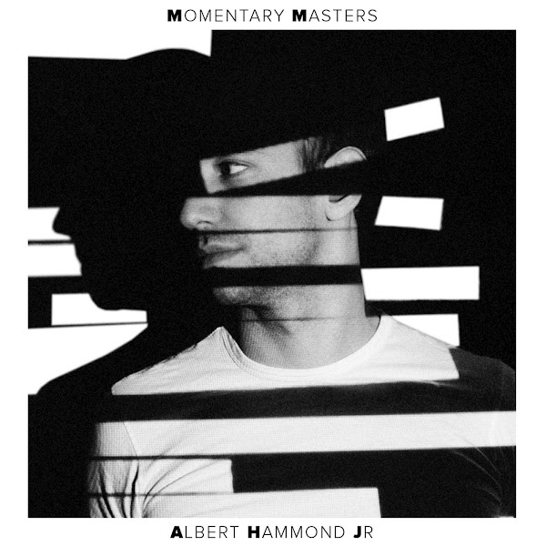 Albert Hammond Jr. - Momentary Masters Cover