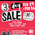 SM City Masinag 3-Day Sale on February 14-16!