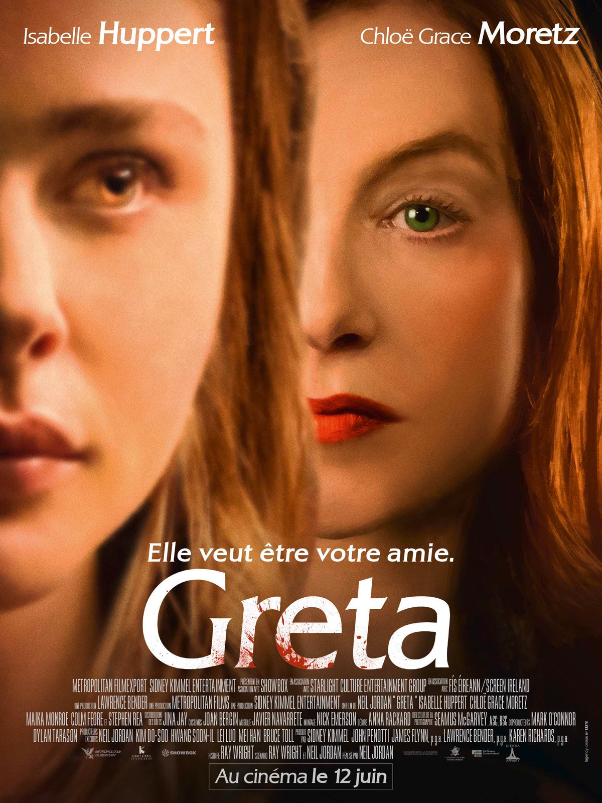 Cinemart Greta De Neil Jordan 2018