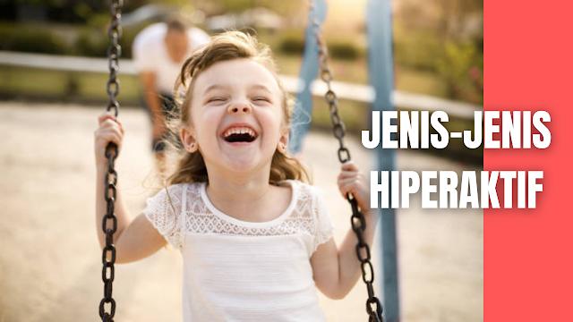 """Jenis-Jenis Hiperaktif Pada Manusia Menurut Jessica Grainger (2003 : 48) ada dua jenis perilaku hiperaktif. Pertama, Oppositional Defiant Disorder atau gangguan  perilaku melawan, meliputi kelemahan, ketidakpatuhan, agresi, destruktif, kemarahan, dan berbohong. Dan kedua, Attention Deficit Hiperactive Disorder atau gangguan hiperaktif lemah perhatian, meliputi anak-anak yang kontrol perhatiannya lemah.  Menurut Margaret Weiss dan Candice Murray sebagai mana dikutip Zainuddin Hamidi (2005 : 8) ada dua jenis hiperaktif, yaitu Hyperactivity Inattention dan Hyperactivity Impulsivity.   Dimana Hyperactivity Inattention meliputi :   Tidak memperhatikan pekerjaan yang sedang dilakukan Kesulitan dalam menjalankan tugas Kesulitan dalam mengikuti instruksi verbal Menghindari pekerjaan yang membutuhkan konsentrasi tinggi Pelupa Sering bertindak ceroboh    Sedangkan Hyperactivity Impulsivity meliputi :   Menggerak-gerakkan tangan dan kaki yang tidak berarti, Susah duduk tenang Selalu terburu-buru Banyak bicara Tidak mampu menunggu Sering menyela pembicaraan Tidak dapat bekerja dengan tenang    Nah itu dia bahasan dari jenis-jenis hiperaktif pada manusia, melalui bahasan di atas bisa diketahui mengenai jenis-jenis hiperaktif pada manusia. Mungkin hanya itu yang bisa disampaikan di dalam artikel ini, mohon maaf bila terjadi kesalahan di dalam penulisan, dan terimakasih telah membaca artikel ini.""""God Bless and Protect Us"""""""