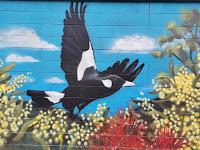 Street Art in Yarralumla by Graffick Paint