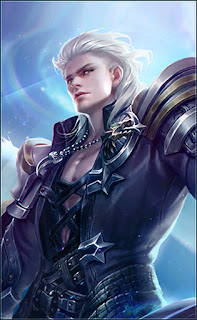 Alucard Child of the Fall Heroes Fighter Assassin of Skins V3