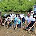 Dalam Rangka Hari Armada RI Tahun 2019, Koarmada III Bersama Elemen Masyarakat Laksanakan Penanaman Mangrove