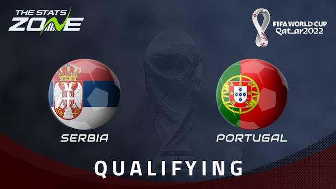 مشاهدة مباراة صربيا و البرتغال بث مباشر