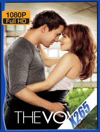 The Vow [2012] 1080P Latino [X265_ChrisHD]