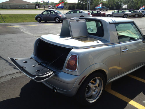 mini cooper conversion trucks for sale autos post. Black Bedroom Furniture Sets. Home Design Ideas