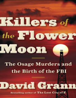 free ebook download Killers of the Flower Moon: The Osage Murders and the Birth of the FBI