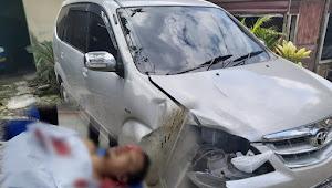 Kecelakaan Lalulintas di Jalan Veteran Mengakibatkan Seorang Pemotor Tanpa Identitas Diri Meninggal Dunia