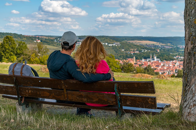Lokaler Panoramaweg Bad Mergentheim | Wandern Liebliches Taubertal 01