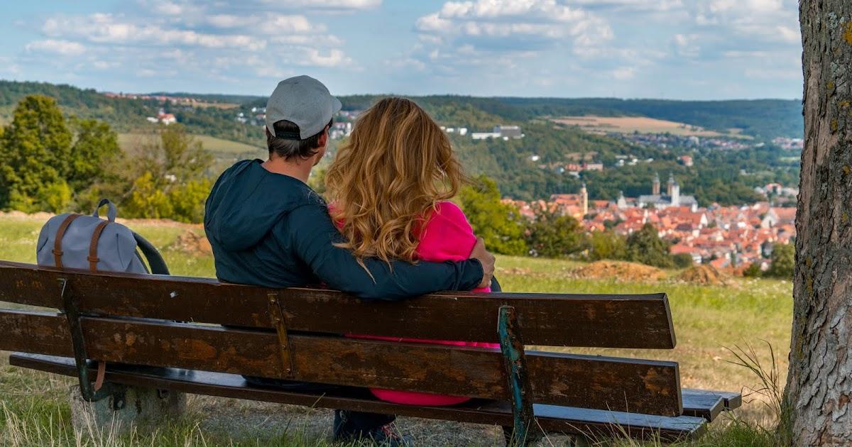 Lokaler Panoramaweg Bad Mergentheim | Wandern Liebliches