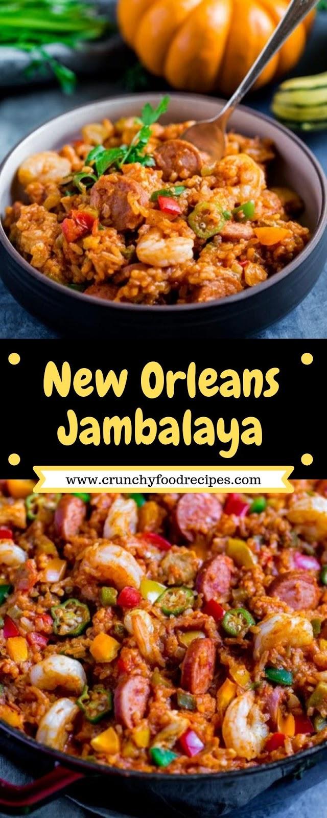 New Orleans Jambalaya