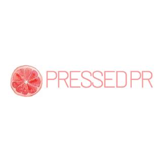 Pressed PR logo