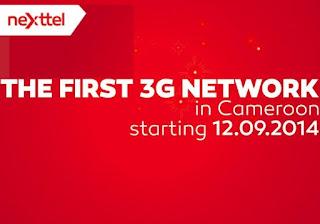 Internet gratuit nexttel cameroun 2016