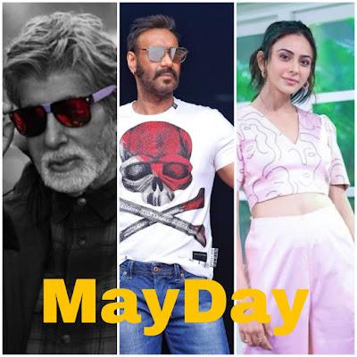 Mayday (Film) Star Cast Name, Wiki