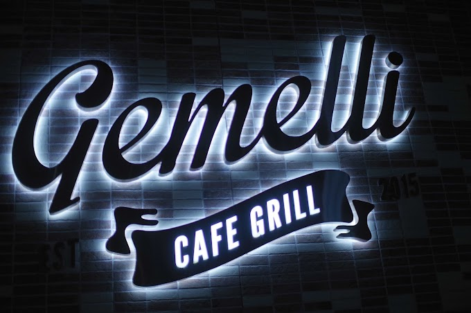 Gemelli Cafe Grill - Review