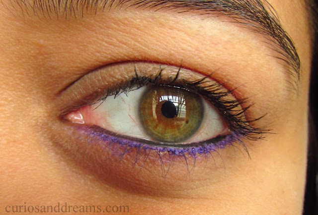 L'Oreal Infallible Silkissime Eyeliner review, L'Oreal Infallible Silkissime Eyeliner pure purple review